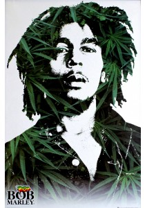 Bob Marley (Leaves) - GB Eye Poster (61 cm X 91.5 cm)