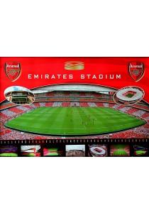 Arsenal FC Emirates Stadium - GB Eye Poster (61 cm X 91.5 cm)