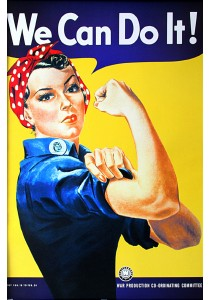 We Can Do It! - Pyramid International Poster (61 cm X 91.5 cm)