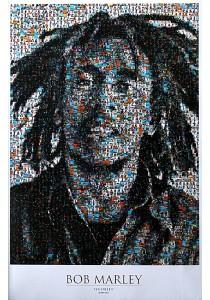 Bob Marley (Mosaic II) - GB Eye Poster (61 cm X 91.5 cm)