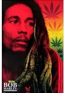 Bob Marley (Dreads) - Pyramid International Poster (61 cm X 91.5 cm)