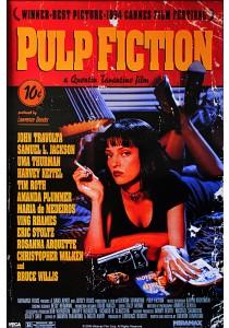 Pulp Fiction - Pyramid International Poster (61 cm X 91.5 cm)