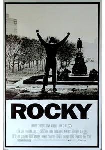 Framed Poster: Rocky - Pyramid International Poster (61 cm X 91.5 cm)