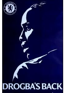 Drgoba's Back (Chelsea FC) - GB Eye Poster (61 cm X 91.5 cm)