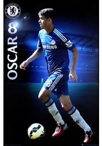 Oscar of Chelsea FC (2014 / 15) - GB Eye Poster (61 cm X 91.5 cm)