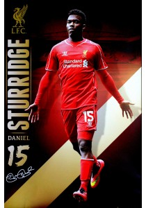 Daniel Sturridge of Liverpool FC (2014-15) - GB Eye Poster (61 cm X 91.5 cm)