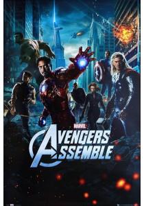 The Avengers (Assemble) - GB Eye Poster (61 cm X 91.5 cm)