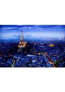 Eiffel Tower: View Over Paris - Pyramid International Poster (61 cm X 91.5 cm)