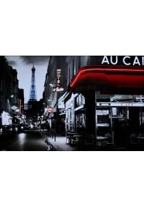 Rue Parisienne - Pyramid International Poster (61 cm X 91.5 cm)