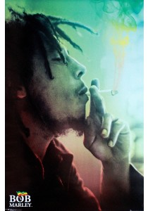 Bob Marley (Smoking Lights) - GB Eye Poster (61 cm X 91.5 cm)