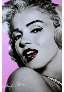 Marilyn Monroe (Pink Lips) - GB Eye Poster (61 cm X 91.5 cm)