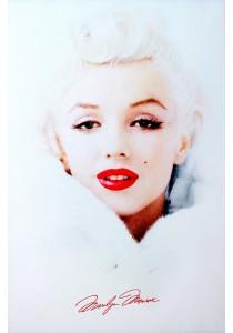 Marilyn Monroe (White Background) - GB Eye Poster (61 cm X 91.5 cm)