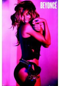 Beyonce (Pink) - GB Eye Poster (61 cm X 91.5 cm)