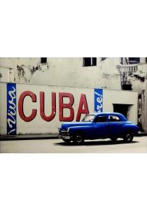Framed Poster: Viva Cuba - Pyramid International Poster (61 cm X 91.5 cm)
