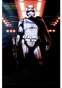 Star Wars Episode VII (Captain Phasma) - Pyramid International Poster (61 cm X 91.5 cm)