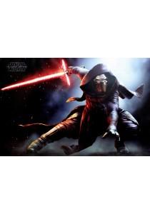 Star Wars Episode VII (Kylo Ren Crouch) - Pyramid International Poster (61 cm X 91.5 cm)