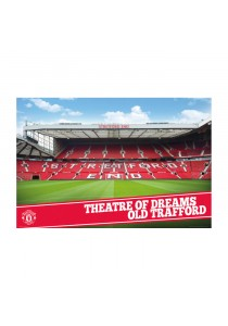 Theatre of Dreams (Old Trafford) - Manchester United FC - GB Eye Poster (61 cm X 91.5 cm)