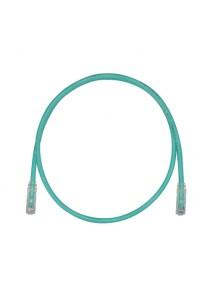 Panduit Pan-Net CAT 5e Patch Cable Cord UTP RJ45 to RJ45 Ethernet Network LAN Cable 3M (Green)