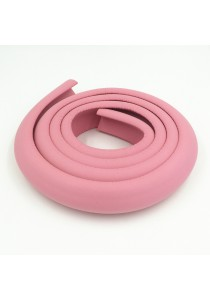 Myoshin Baby Safety Protection Cushion Strip (2 Meter) - 024 (Pink)