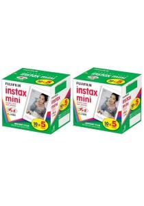 Fujifilm Instax Mini Plain Film 100pcs