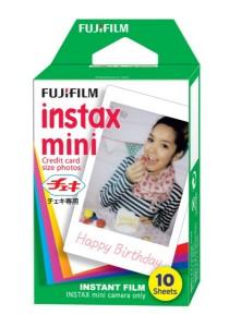 Fujifilm Instax Mini Plain Film 10pcs