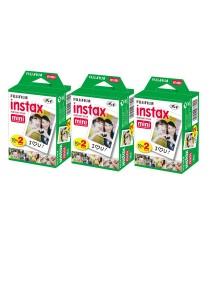 Fujifilm Instax Mini Plain Film 60pcs