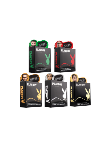 Playboy Condoms Super Playboy Must Have Kit
