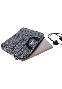 Gin & Jacqie Portable Savannah Laptop Bag 15