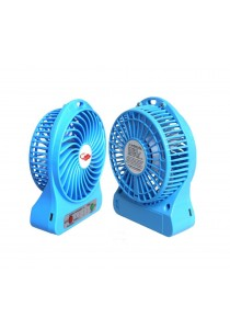 Hadata Mini Fan Portable USB Rechargeable Super Strong Wind Cooling Fan