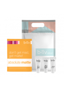 b.liv try out kit [oil control/blackheads] (worth RM31.60) Now only RM9.90