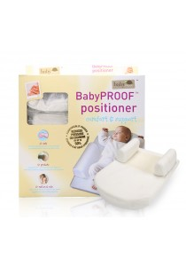 BabyProof Baby Sleeping Positioner Bed