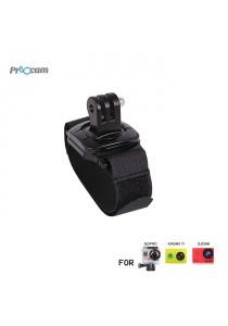 Proocam Pro-F045 Hand Wrist Strap The Adaptor Revolve 360-degree