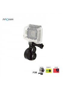 Proocam Pro-F149 Fixation Dual Finger Handle for Gopro Hero , SJCAM , MIYI Action Camera