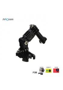 Proocam Pro-J015B Three-way Adjustable Pivot Arm with Quick Clip