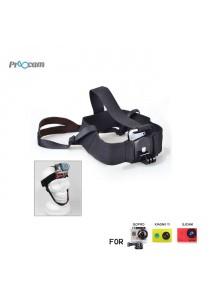 Proocam Pro-J090 Light Weight Chins Head Belt