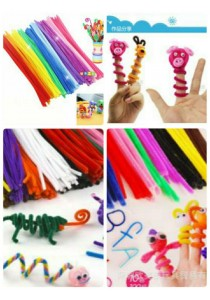 CNY Colorful Wire 100 Pcs Creative Decoration Gift Design Any Shape