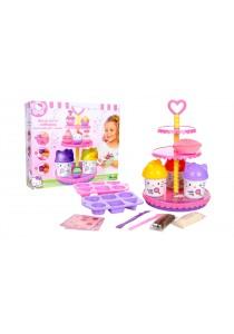 Hello Kitty Cupcake-Making Set