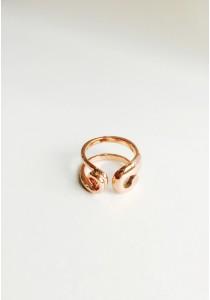 RG.  Transcendent Minimalist Ring
