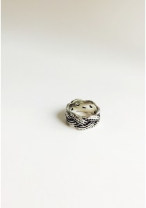 S. Victorian Exclusive Twist Ring