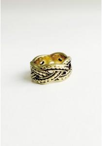 G. Victorian Exclusive Twist Ring