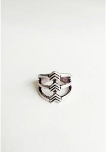 S. Directional Minimalist Ring