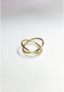 G. Crisscross of Happiness Ring