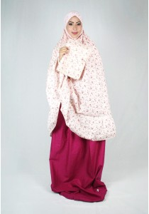 Kadza By Indrianna Royal Blossom Series RB-0008 (Pink)