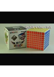 Professional Rubik's Cube Puzzle - 8x8
