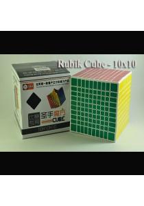 Professional Rubik's Cube Puzzle - 10x10