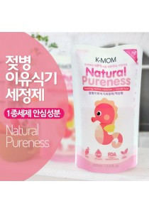 K-MOM USDA Organic Feeding Bottle Cleanser (500ml Refill)