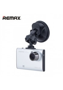 Original Remax CX-01 HD 1080P Car DVR Safe Journey Recorder - Silver