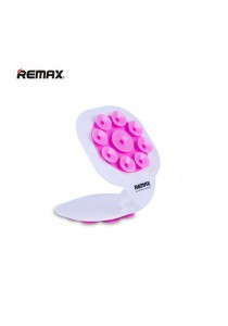 Original Remax Octopus Phone Holder / Stand - Pink
