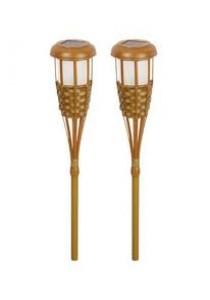 Solar Bamboo Pelita Light (2 sets)