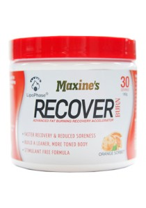 Maxine's Recover Burn Advanced Fat Burning Recovery Accelerator